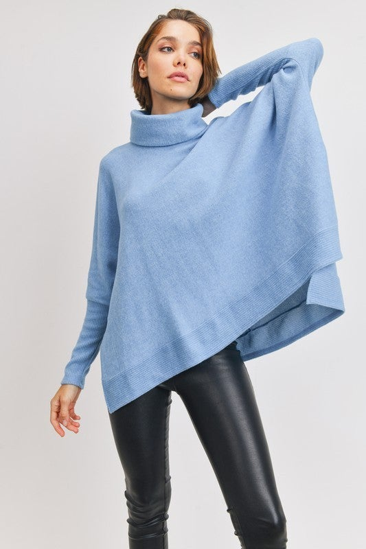 Ainsley Sweater in Blue