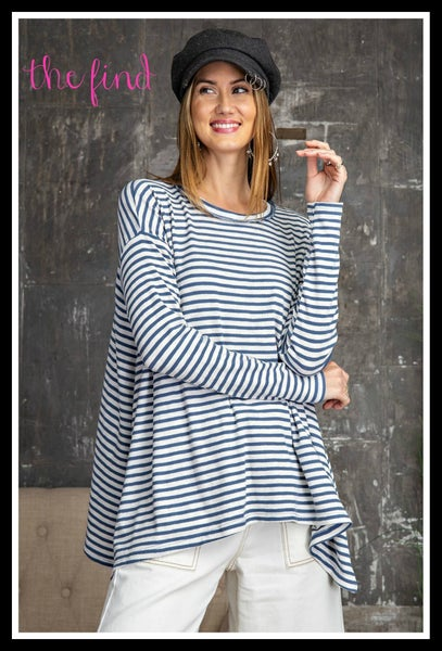 Sadie Striped Top