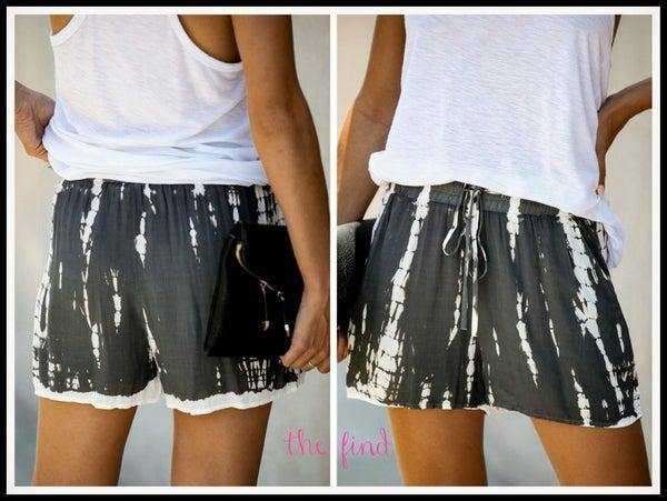 Justin Tye Dye Shorts *Final Sale*