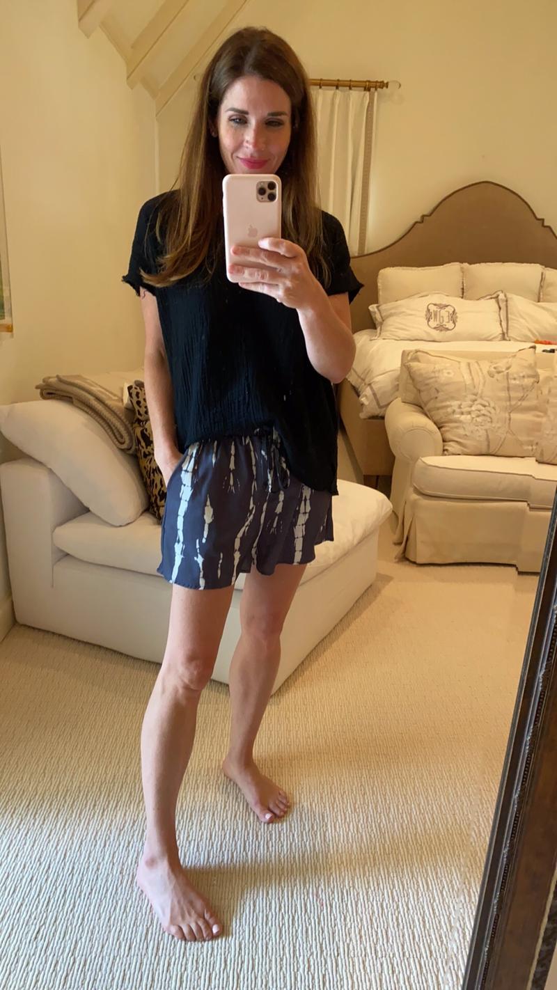 Justin Tye Dye Shorts