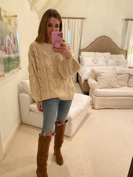 Rebecca Sweater