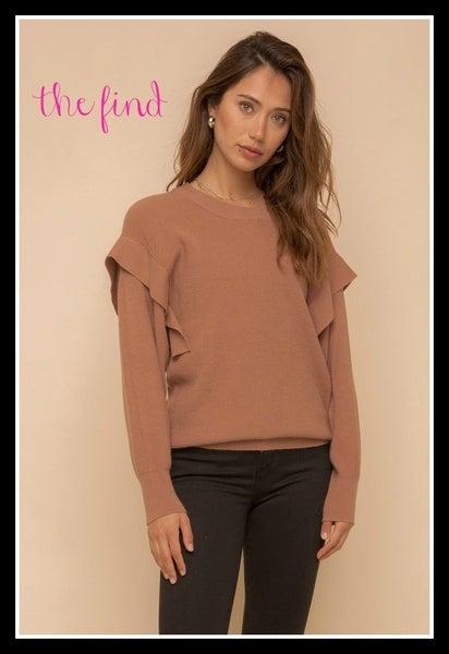 Cunningham Sweater