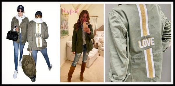 Halston Love Jacket