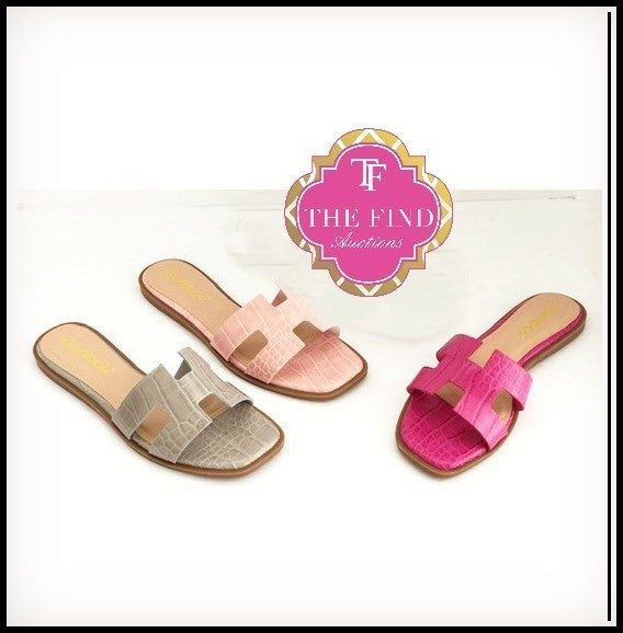 Henderson Sandals *Final Sale*