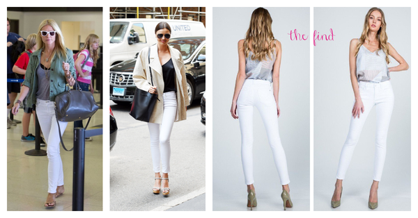 Barrett White Jeans