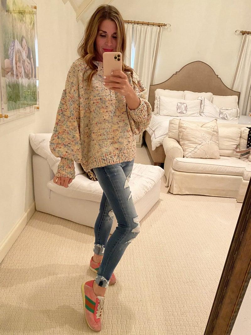 Devon Confetti Sweater