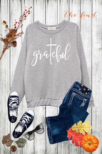 Grateful Sweatshirt