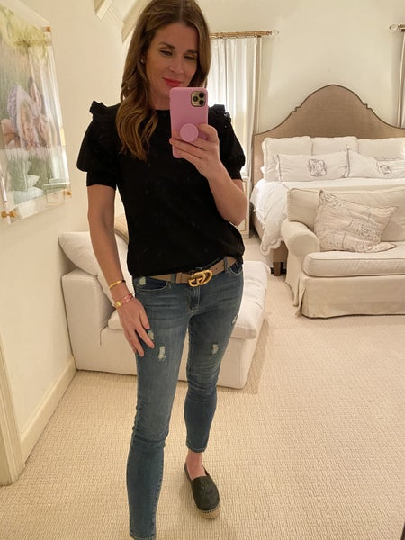 Emma Top in Black