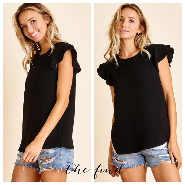 Hall Top in Black