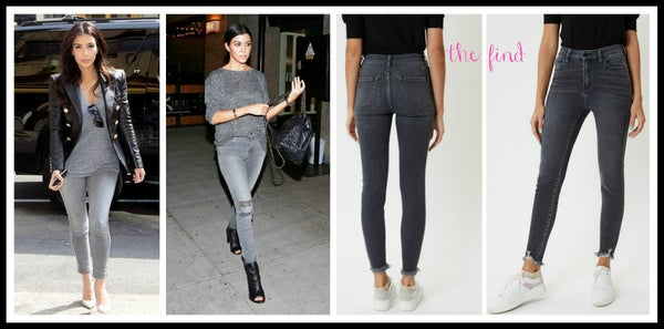 Stormi Gray Jeans