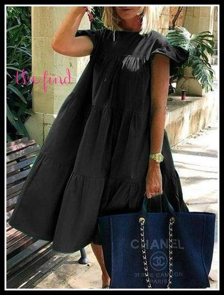 Neely Dress in Black