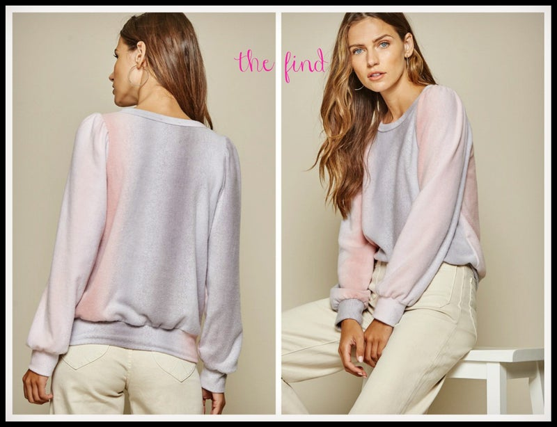 Ryder Ombre Top