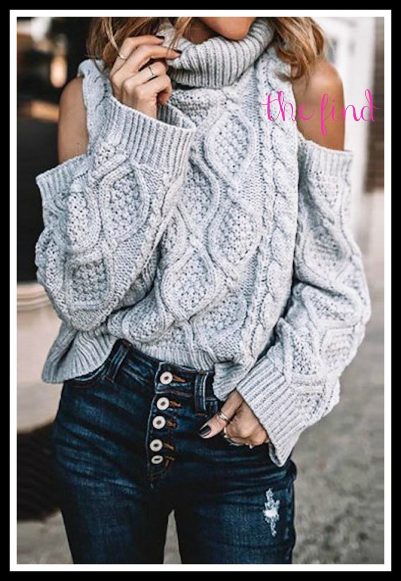 Camille Sweater