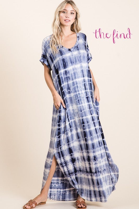 Reagan Maxi in Navy