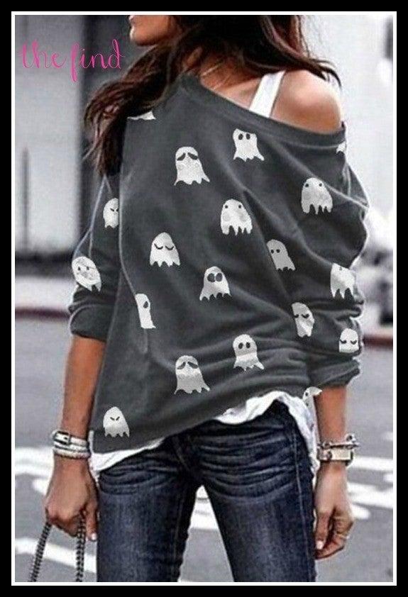 Neely Halloween Sweatshirt