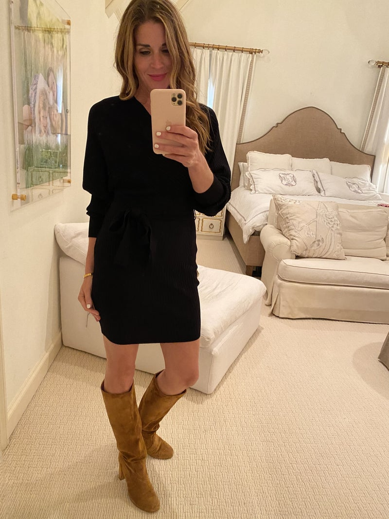 Sophia Sweater Dress