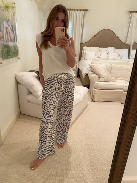 Margot Leopard Sweatpants