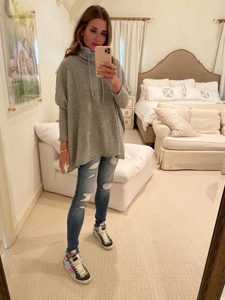 Mandy Sweater in Gray