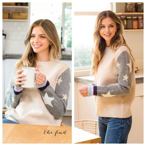 Harper Star Sweater