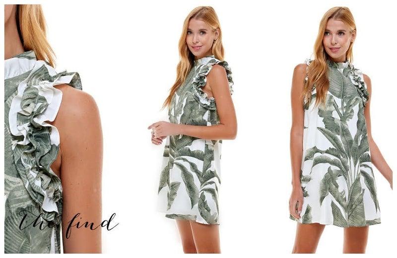 St. Barts Dress