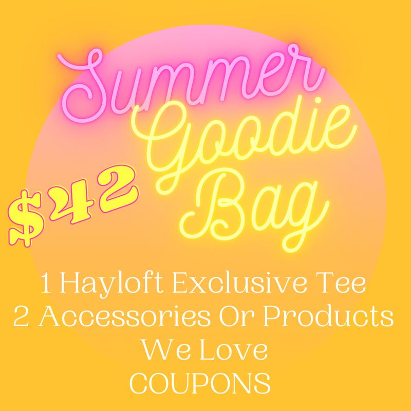 Summer Goodie Bag-Pre-Order
