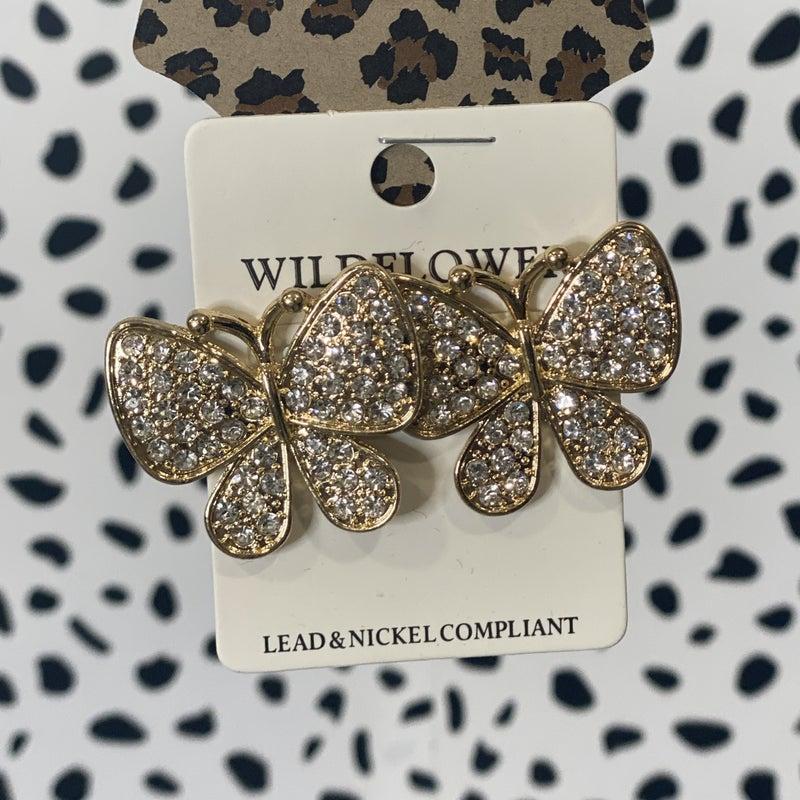 Stunning Butterfly Earrings