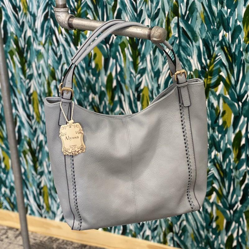 Alyssa Handbag in Robin's Egg