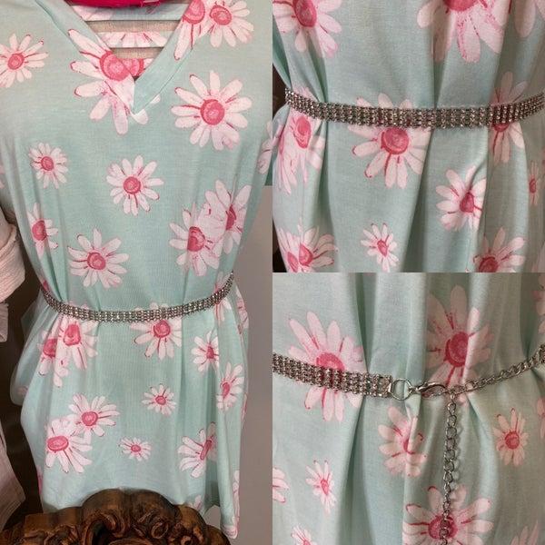 Sparkling Dress Belt