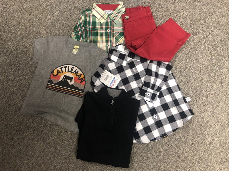 BOY Bundle 12-18 Months  $148.00 Retail *Final Sale*