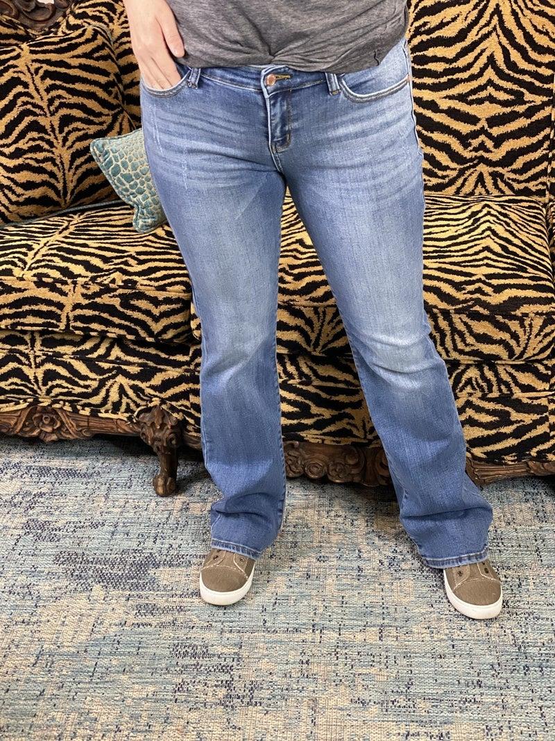 Judy Blue 2350 Bootcut Jeans *Final Sale*