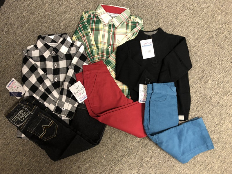 Last One—18-24 Boy Rugged Butts Bundle 2/3 *Final Sale*