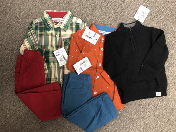 Last One--Boys 12-18 Month Rugged Butts Bundle $158.00 Retail *Final Sale*
