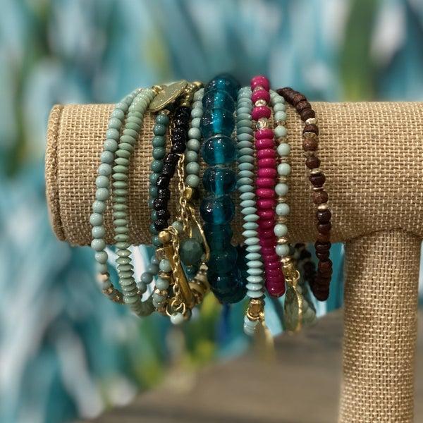 Spring Song Boho Bracelet Set