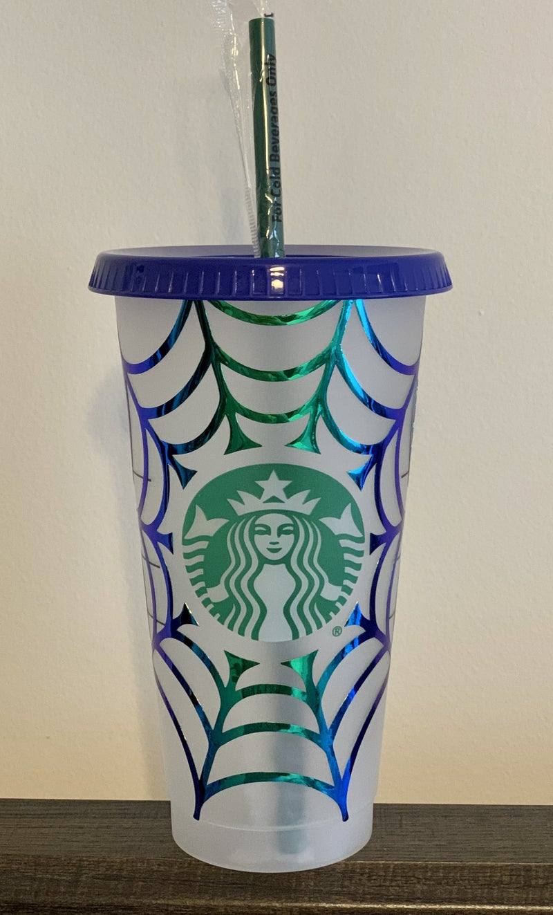 STARBUCKS 24 OUNCE DESIGN CUPS