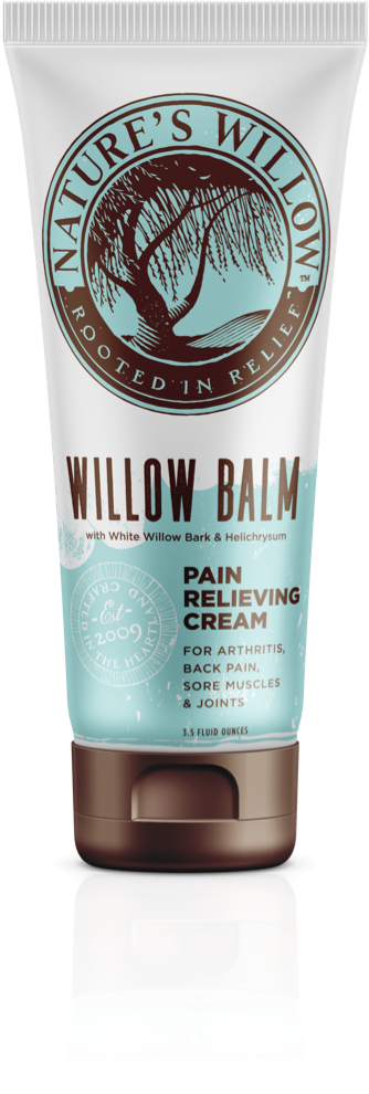 WILLOW BALM PAIN RELIEVING CREAM *Final Sale*