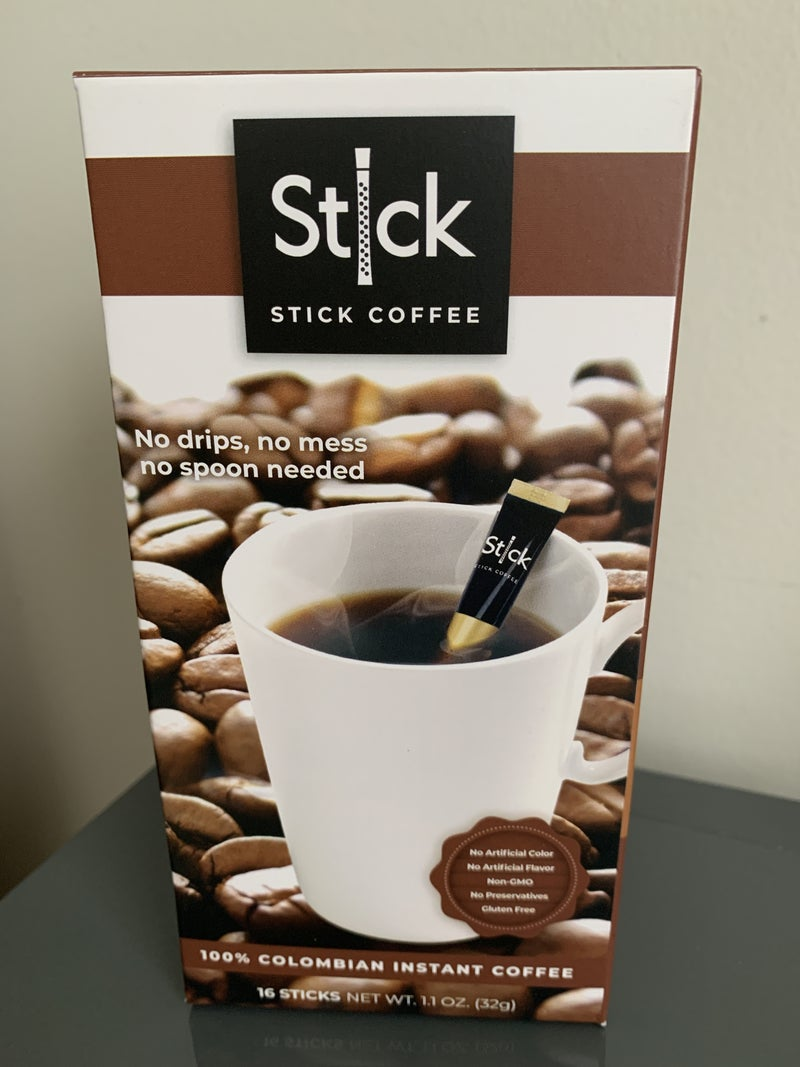 STICK TEAS & COFFEE