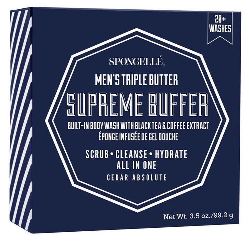 MENS SPONGELLE BODY WASH BUFFER