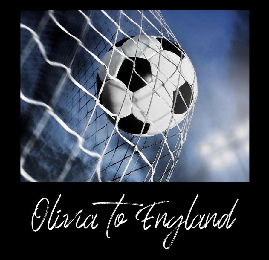Olivia To England