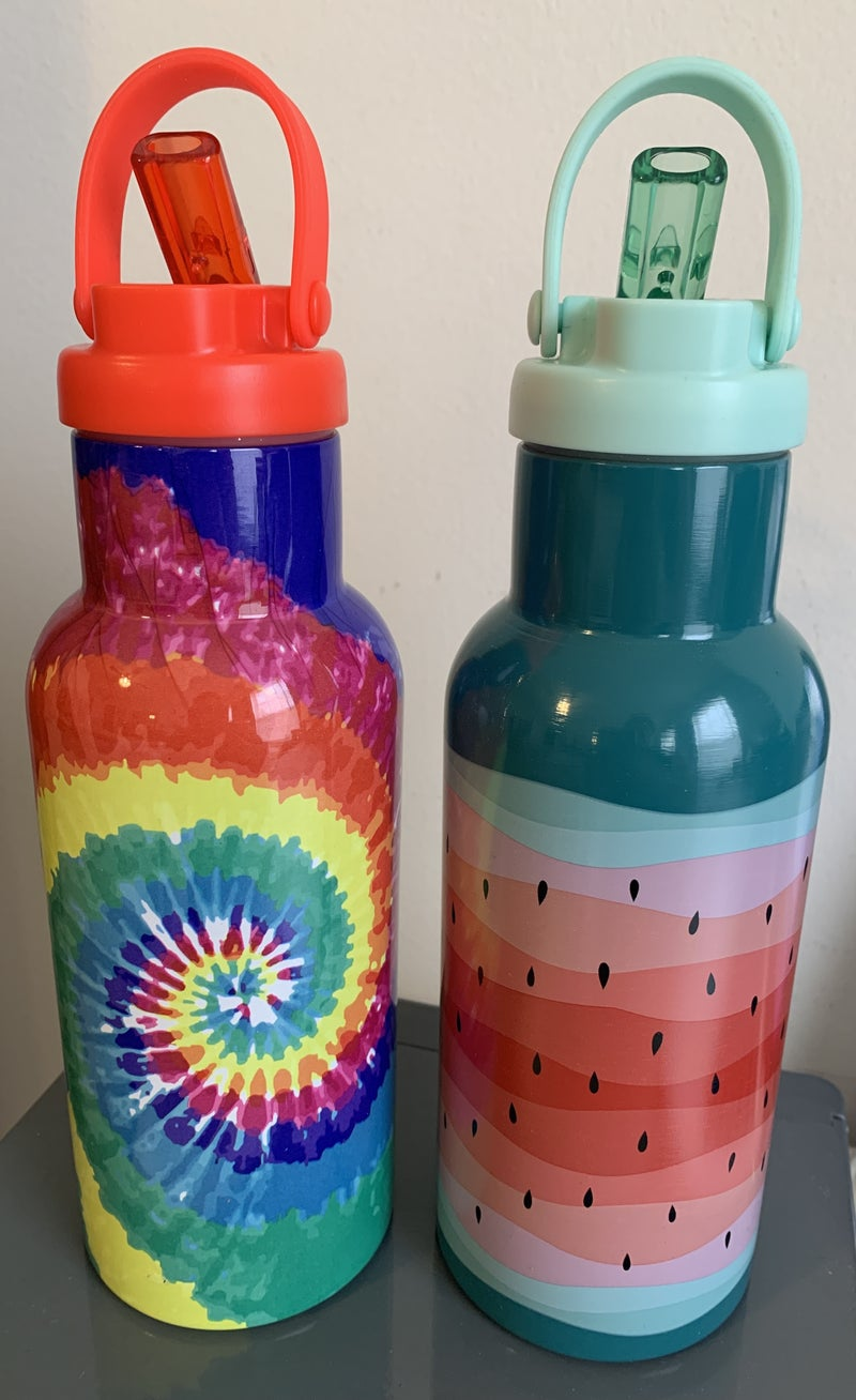 14 OUNCE STAINLESS STEEL WATER BOTTLE