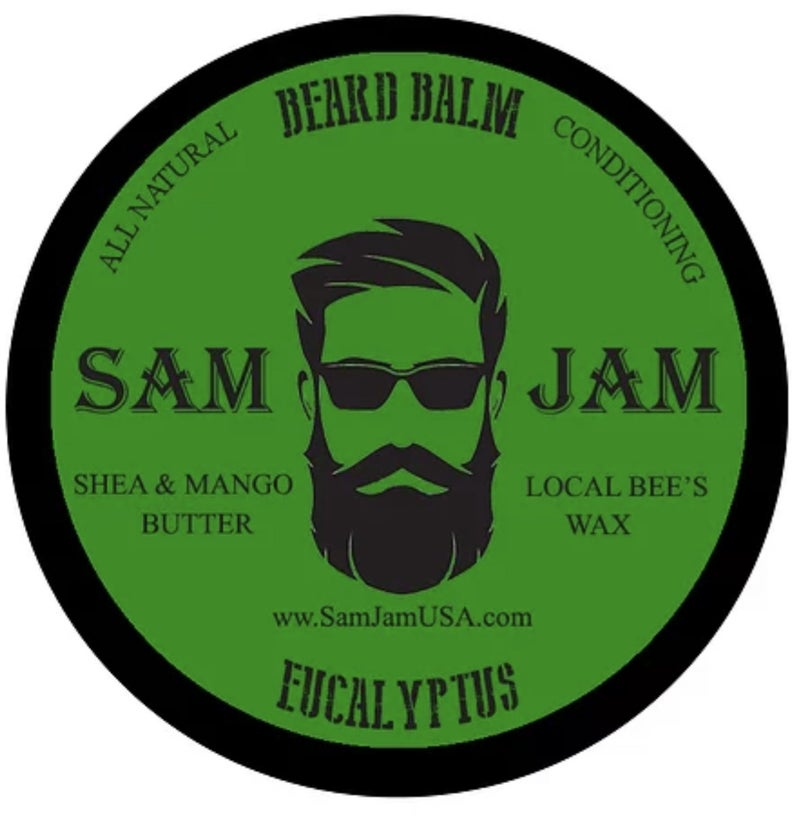 SAM JAM BEARD BALM
