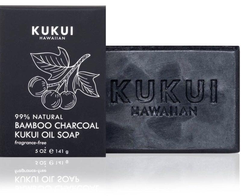 KUKUI BAMBOO CHARCOAL SOAP