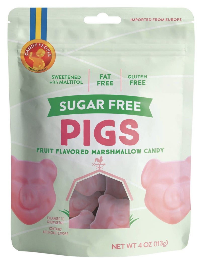 SUGAR FREE FLAVORED CANDY