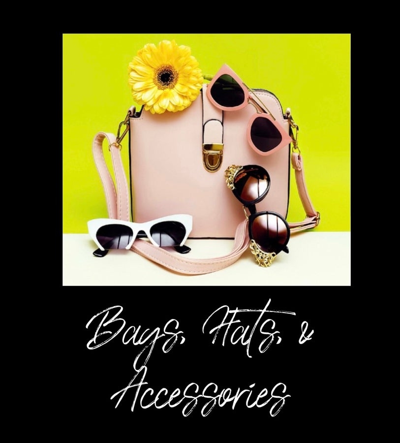 Bags, Hats, & Accessories