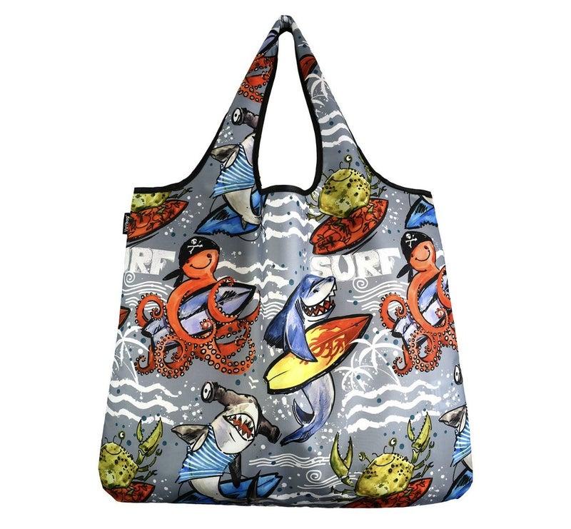 REUSABLE JUMBO SHOULDER BAG