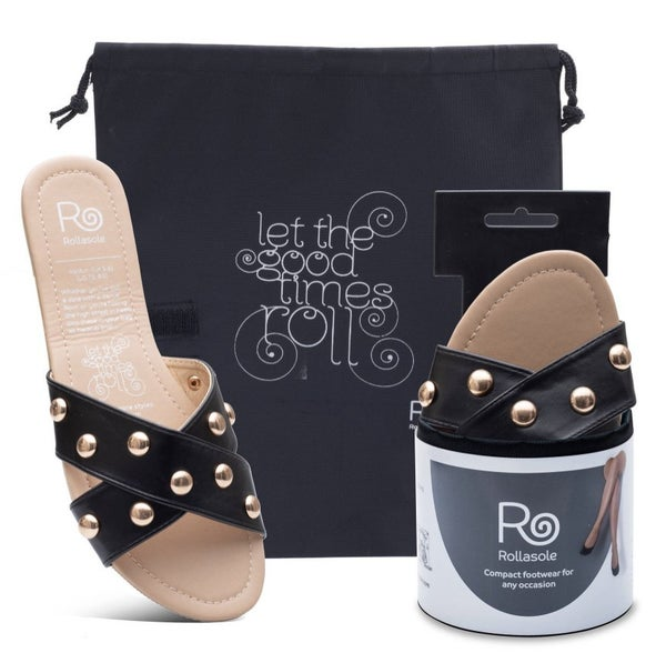 ROLLASOLE FOLDABLE SHOES
