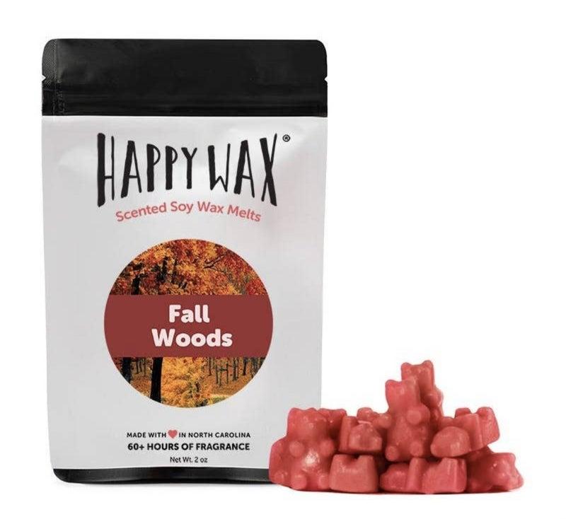 HAPPY WAX SOY BEAR WAX MELTS