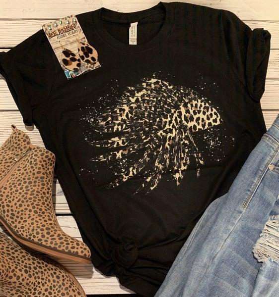Indian Leopard Shirt