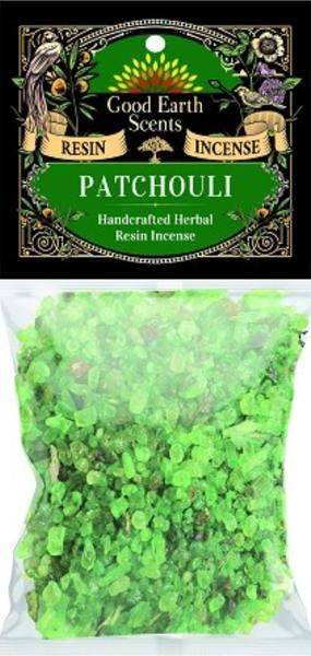 Patchouli Resin