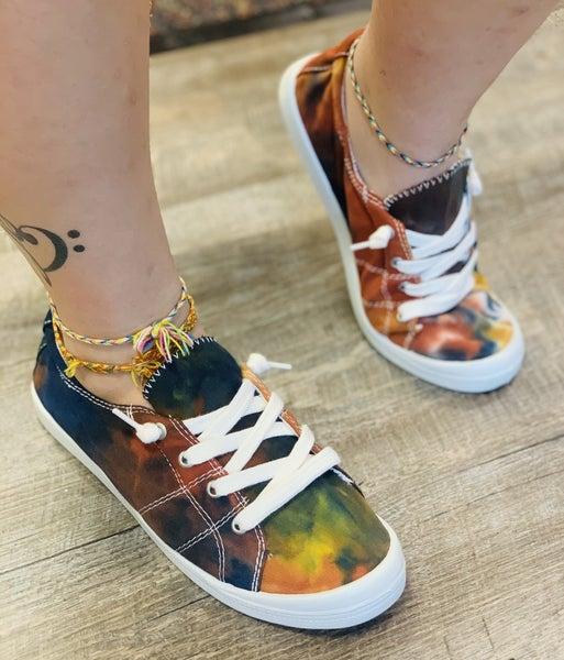 Forever Comfort Tie Dye Shoe