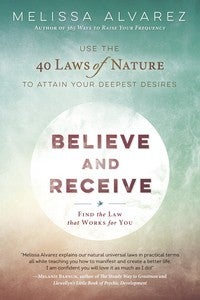 Believe and Receive Book